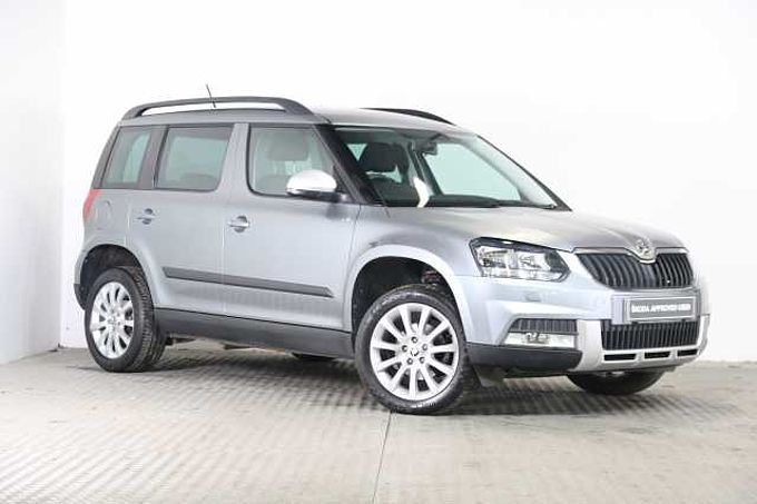 SKODA Yeti Outdoor Diesel Estate Outdoor SE 2.0 TDI SCR 110 PS 5G Man