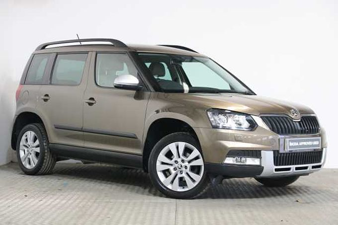 SKODA Yeti Outdoor SE L 1.2 TSI 110 PS DSG