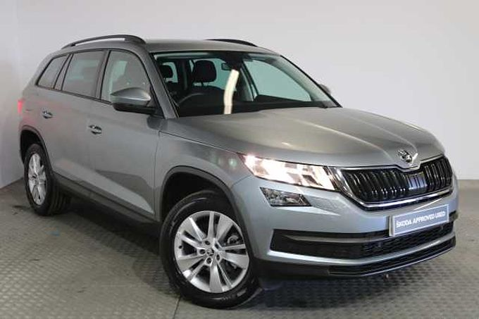 SKODA Kodiaq SE Technology (7 seats) 2.0 TDI 150 PS 4x4 DSG