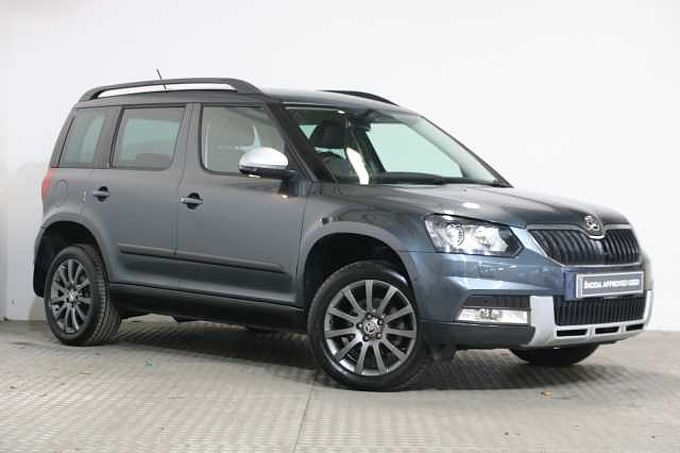 SKODA Yeti Outdoor Elegance 2.0 TDI CR DPF 140 PS 4x4 DSG