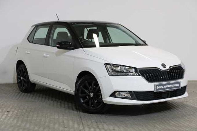 SKODA Fabia Colour Edition 1.0 MPI 75 PS 5G Man