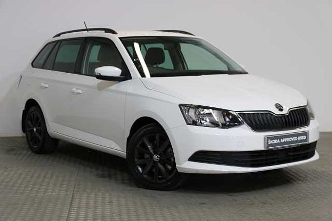 SKODA Fabia Estate SE 1.0 TSI 110 PS 6G Man