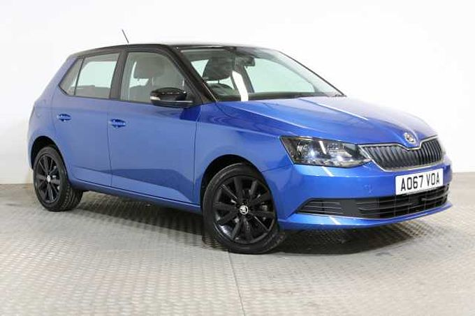 SKODA Fabia Colour Edition 1.0 TSI 95 PS 5G Man