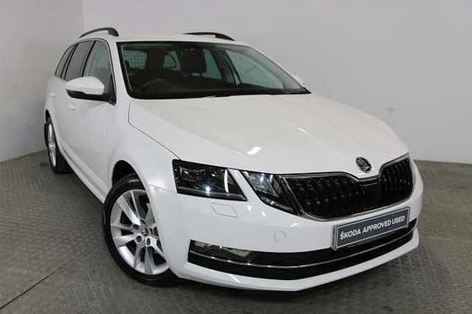 SKODA Octavia Estate SE L 1.4 TSI 150 PS DSG