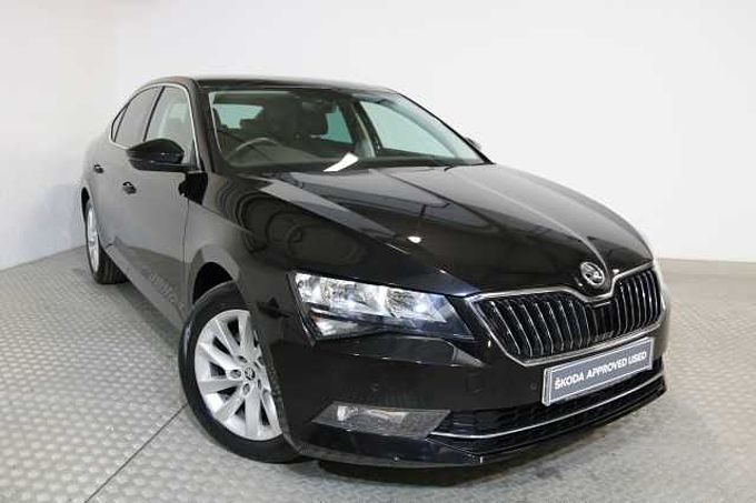 SKODA Superb SE Technology 2.0 TDI 150 PS 6G Man