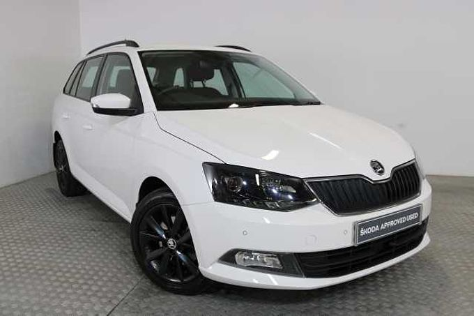 SKODA Fabia Estate SE L 1.2 TSI 110 PS DSG