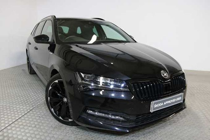 SKODA Superb Estate Sportline Plus 2.0 TSI 190 PS DSG