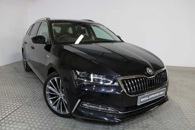 SKODA Superb Estate L&K 2.0 TDI 190 PS 4x4 DSG