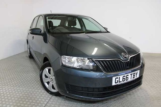 SKODA Rapid S 1.2 TSI 90 PS 5G Man